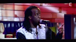 """Youssoupha """"Smile"""" - C à vous - 26/05/2015"""