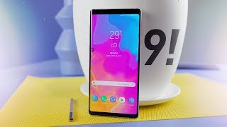 Samsung Galaxy Note 9 Impressions: Underrated! width=