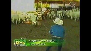 Leandro e Leonardo no Programa do Sérgio Reis   10/ 08 /97