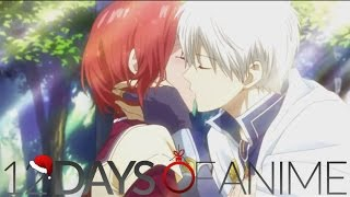 12 Days of Anime: Day 2 | Snow White with the Red Hair