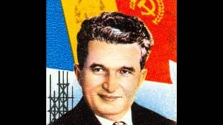 Cu Ceausescu-n frunte