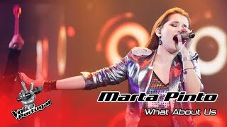 "Marta Pinto - ""What about us"" (Pink) 