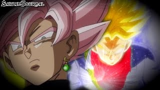 Kiss From A Rose - Dragon Ball Z AMV (1080p HD)