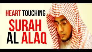 Surah Alaq By Saad Al Qureshi !