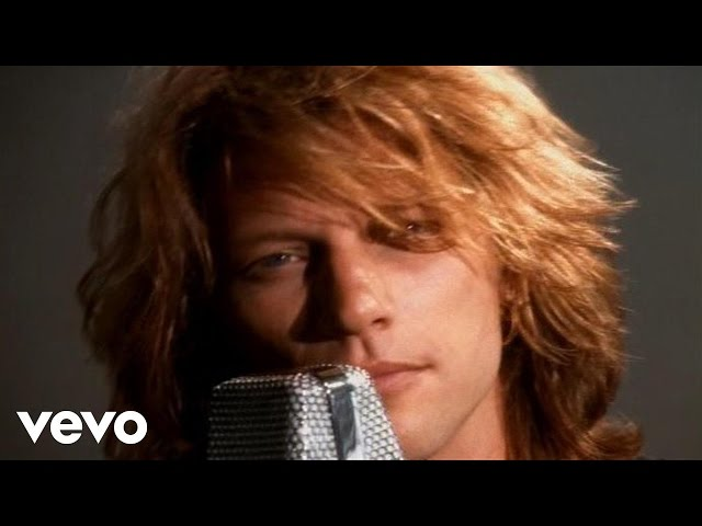 "Video oficial de ""Always"" de Bon Jovi"