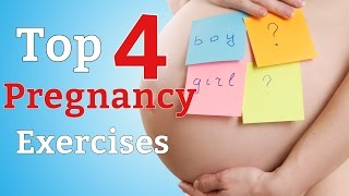 How to workout while pregnant!