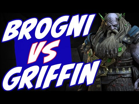 Brogni the griffin killer. DT 90 HARD! Raid Shadow Legends Brogni gameplay