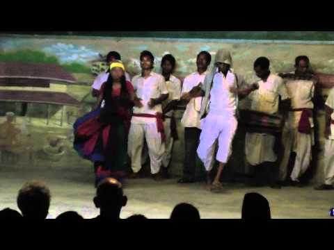 Tharu Culture Dance (part 5 – girl dance)