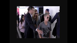 Kristen Stewart and Stella Maxwell in NYC | Hollywood Inside Life