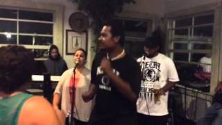 Stone Cold (Fiji) cover by Ekky feat. Relative Riddim