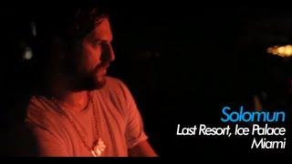 Solomun drops Adriatique - Catch The Light  at Last Resort, Miami