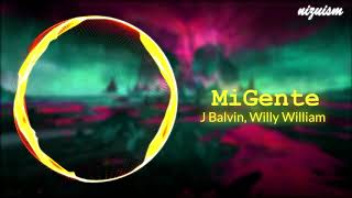 J. Balvin Willy William - Mi Gente (Bass Boosted)(Extra Beat)