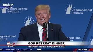 MUST WATCH: President Trump SLAMS Democrats and the Media - FULL SPEECH