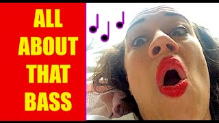 ALL ABOUT THAT BASS - Miranda Sings Cover