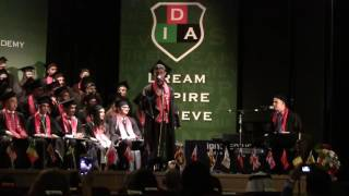 Felix & Eldrick Yuji's song on IB @ DIA Class 2016 Graduation