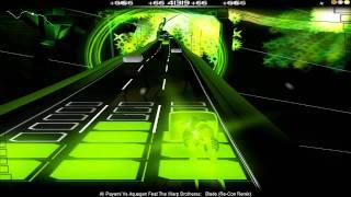 Audiosurf: Ali Payami & Aquagen vs Warp Brothers - Blade (Re-con Remix)