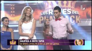 Este es el playback de Edith Tapia en LRDP