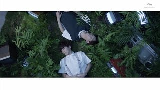 'LOVE ME RIGHT' MV unreleased clip2_ XIUMIN&CHEN Ver.