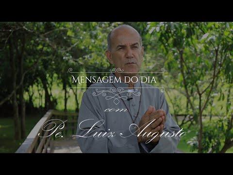 Padre Luiz Augusto: O pecado nos expulsa da presença de Deus