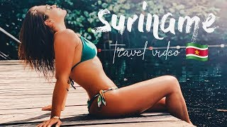 ARRIVED IN SURINAME 🇸🇷❤️ | OUR HONEYMOON PT 1 | Laura Ponticorvo