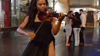 XXXTENTACION - Moonlight (Violin Cover)- Louisa Warwin