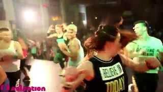 Chacal y Yakarta - El Tubazo - Salsation Choreography (Video Oficial)