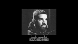 Drake -Emotionless (Instrumental) with HOOK|SCORPION