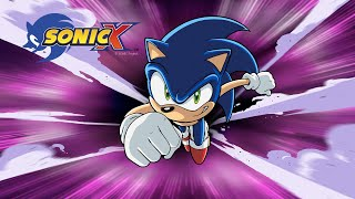 SONIC X Ep1 - Chaos Control Freaks