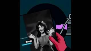 33 Tours avec l'INA | Dalida en édition vinyle