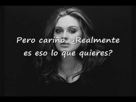 Uma En Espanol de Adele Letra y Video