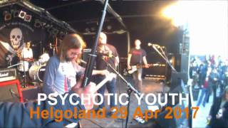 Psychotic Youth at Helgoland 29 Apr 2017 - The Voice of Summer