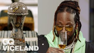 2 Chainz Drinks $450K Tequila   Most Expensivest   GQ & VICELAND