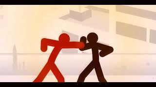 XXXTENTACION - Yung bratz / Stickman battle by. Guss
