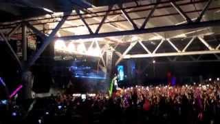 Show Luan Santana - 22/05/2015 - DVD acústico - Porto Alegre - Arena do Grêmio