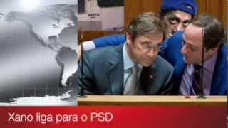 Xano liga para o PSD