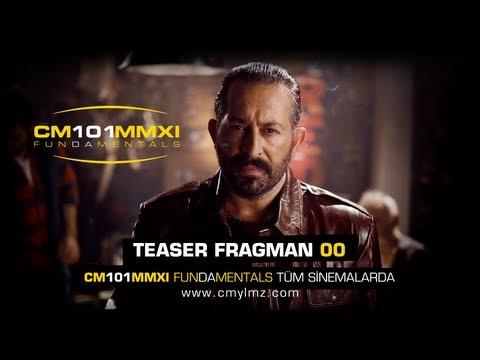 Cem Yılmaz | CM101MMXI FUNDAMENTALS Teaser Fragman