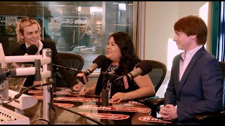 Laura Marano Interviews Her Austin & Ally Castmates   Radio Disney