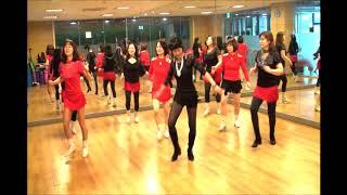 """Twist of Love(사랑의 트위스트)-""""D,S"""" Line Dance"""