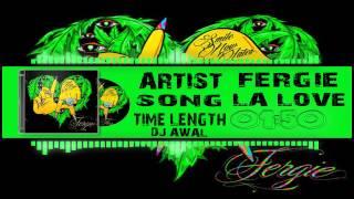 FERGIE LA LOVE HD AUDIO