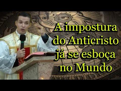 Padre Overland Costa: A impostura do Anticristo já se esboça no Mundo