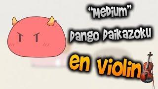 CLANNAD - Dango Daikazoku en Violín |tab,tutorial,partitura,como tocar|HD Tutorial