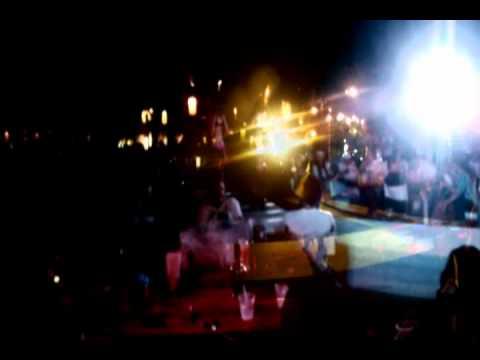 Vida Nocturna en playa Cabarete de Puerto Plata