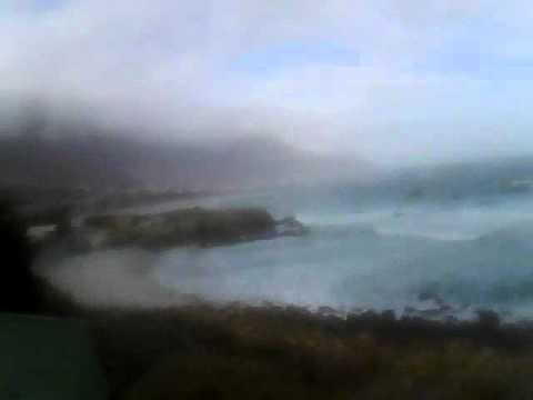 Timelapse Video – Glen Beach & Camps Bay – 15/08/2010