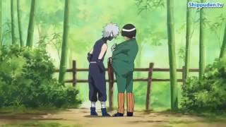 Kakashi le dice a Gai que la tiene pequeña | Sub Español