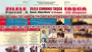 Invitație la zilele comunei Tașca