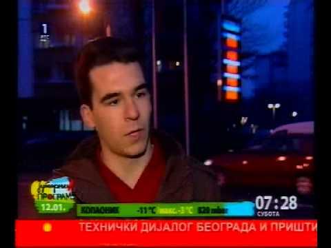 KONTROLOR na Jutarnjem programu RTS-a