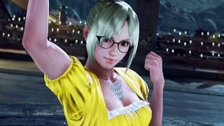 2597 - Tekken 7 - Coouge (Xiaoyu) vs Cryptic_Calamity (Master Raven)