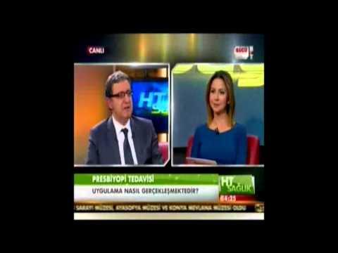 Op. Dr. Haluk Talu, Kamra Inlay tedavisi hakkında bilgi veriyor - Dünyagöz