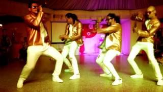 Aroma Caribeño incondicional cover en vivo Festejo La Vega