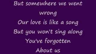 Don't Forget - Demi Lavato (Lyrics)